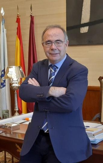 Alcalde de Santiago de Compostela