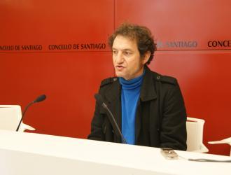 Jorge Duarte durante a rolda de prensa.